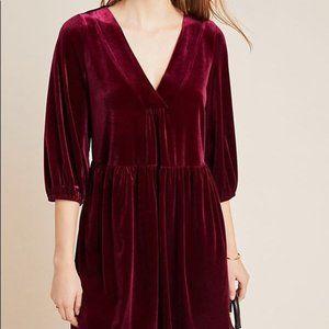 Amadi velvet dress *NWT*